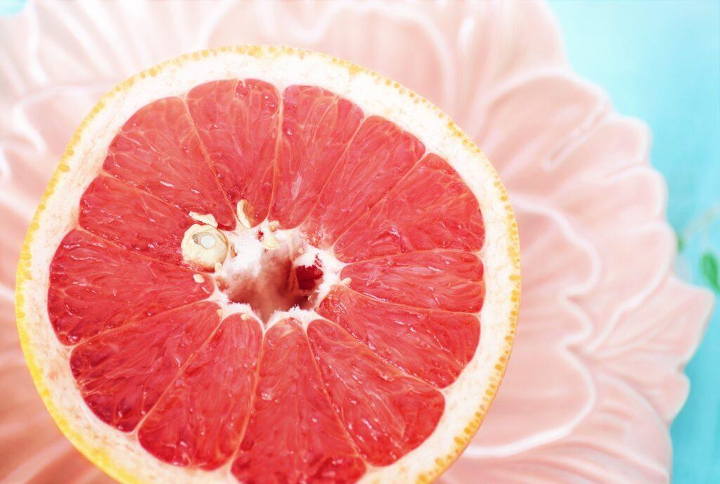 Owoce - grajfrut