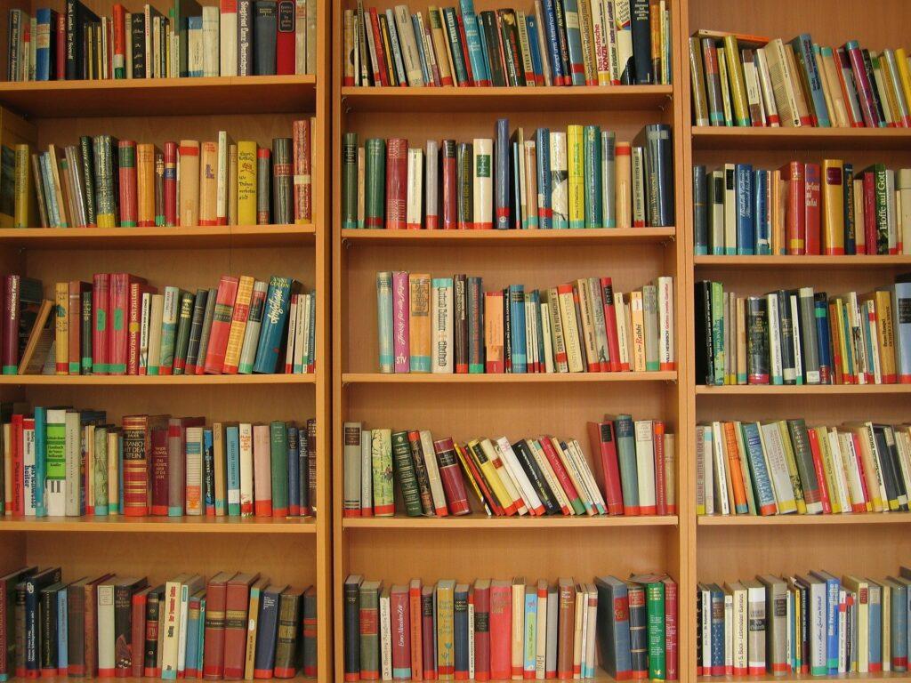 Warto czytaj książki - zdrowy tryb życia