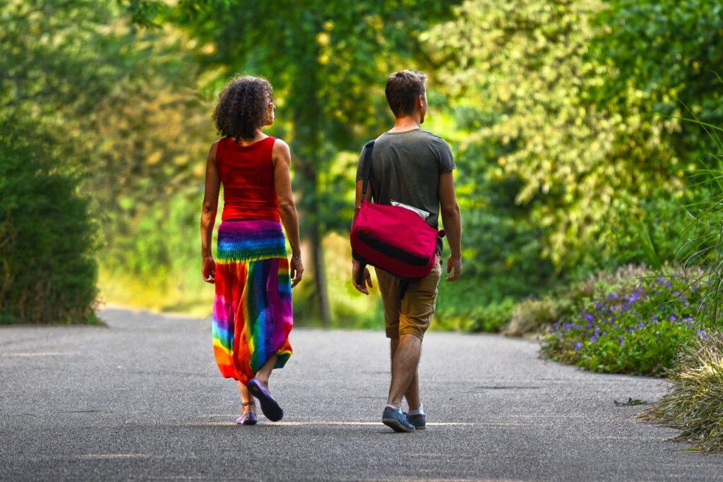 Chodzenie dla odchudzających ważny czynnik utraty zbędnych kilogramów