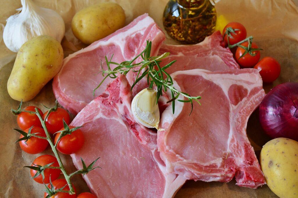 Witamina B12 - główne źródło to mięso